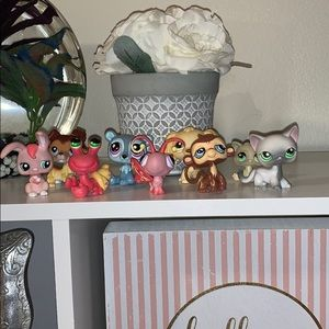Lps Radom Lot of 6